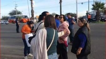 Muy poca gente acudió a una marcha que habían estado organizado en contra de que se hicieran las Fiestas del Pitic, y que en vez de eso el dinero fuera utilizado para reparar las calles de Hermosillo.