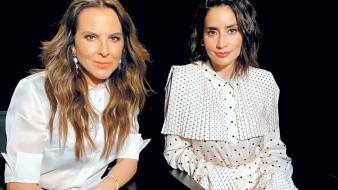 Kate y Paola en la entrevista para FRONTERA.