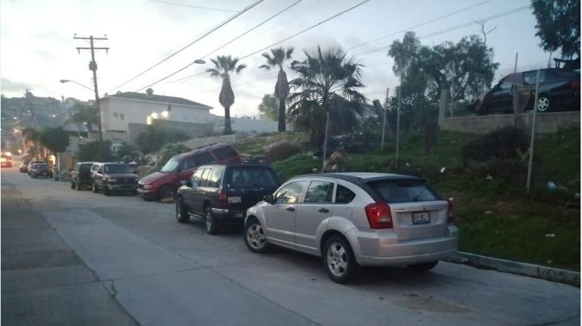 Recuperan vehículos sustraídos de inmueble asegurado(Cortesía)