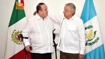 Ebrard asistirá a toma de posesión del presidente de Guatemala