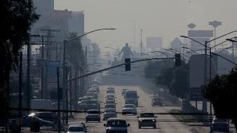 Contaminación se agudizó por quemas agrícolas en Mexicali