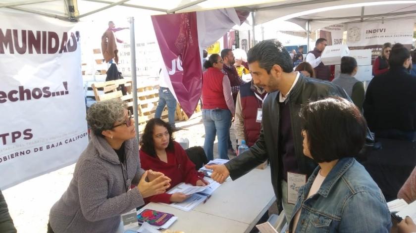 La asesoría legal forma parte de las Jornadas por la Paz, la cuales se realizan en todo el Estado.(Cortesía)