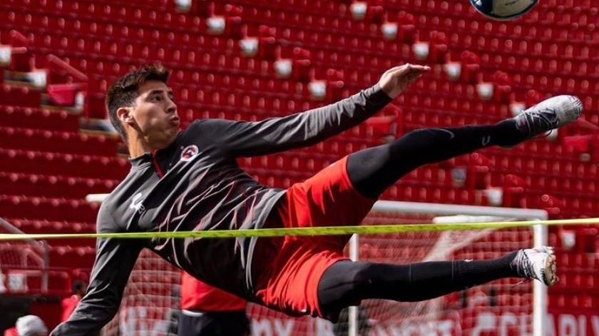 El gol de Mauro Lainez sobre Santos Laguna valió los primeros tres puntos del Clausura 2020 para Xolos(Cortesía)