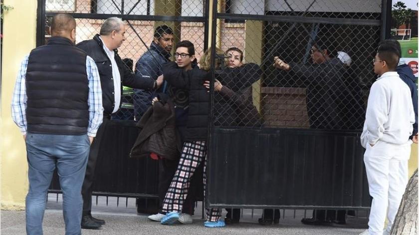 Las autoridades revisaron la casa del menor para asegurarse de que no hubiesen más armas en el sitio, además de que se confiscaron videojuegos que eran utilizados por el niño, indicó el Fiscal Márquez Guevara a la prensa.(EFE)