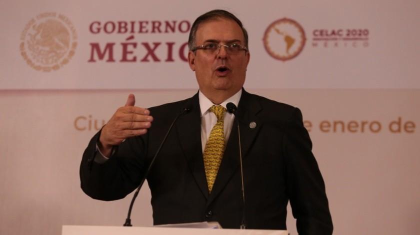 Marcelo Ebrard(Agencias)