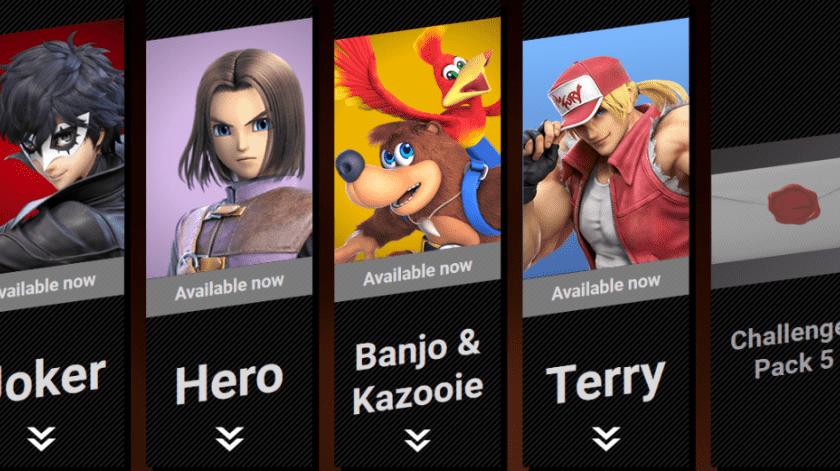 Este sería el quinto personaje del DLC Fighters Pass.(Nintendo)