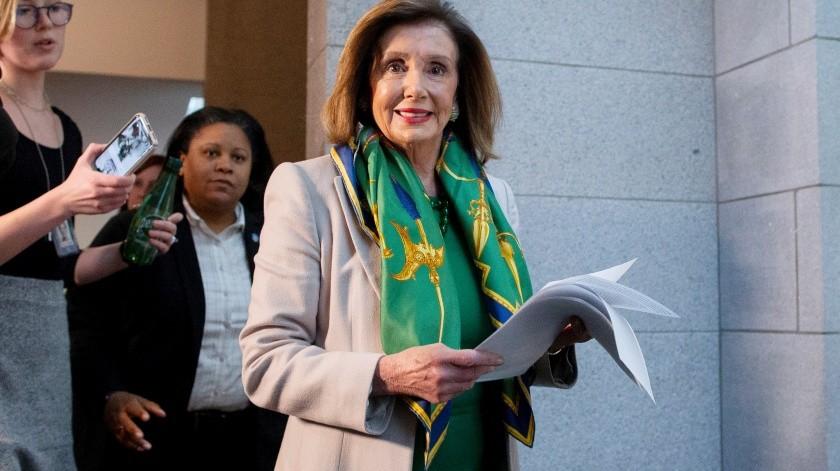 Nancy Pelosi(EFE)