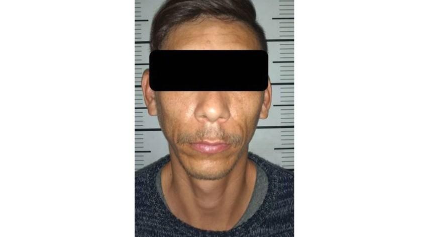 El guardia fue identificado como Manuel N.(Cortesía)