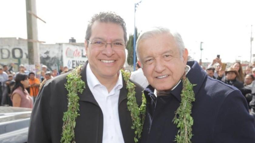 Insabi opera sin problemas en Tlaxcala: Gobernador(Twitter @MarcoAMena)
