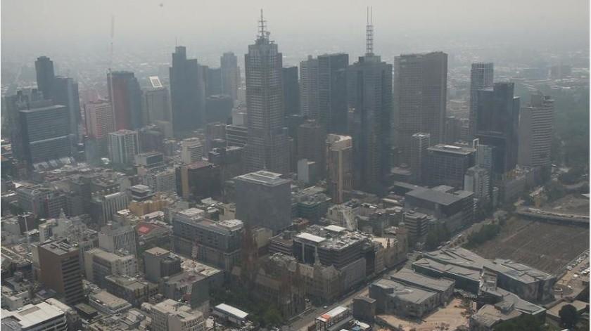 Desde el septiembre pasado, los incendios han arrasado una superficie de más de 80.000 kilómetros cuadrados, mayor que la de Irlanda o Panamá, incluidas más de 2.000 viviendas.(EFE)