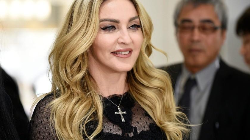 Madonna(EFE, EPA)