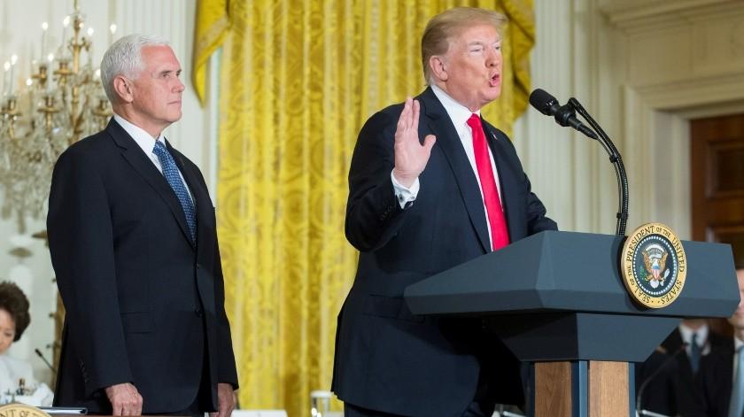 Donald Trump(EFE, EPA)