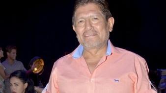 El productor Juan Osorio.