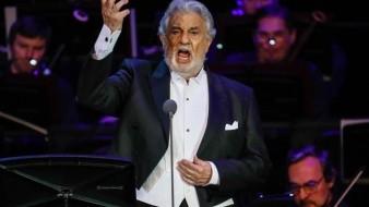 Plácido Domingo fue acusado el verano pasado de acoso sexual por una docena de cantantes y una bailarina.