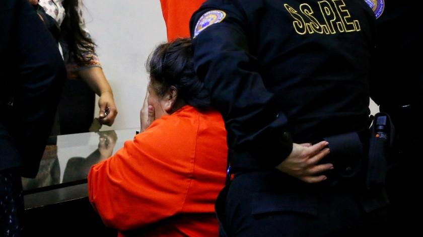 Liberan a pareja acusada de violación de niño con discapacidad auditiva(Saúl Martínez)