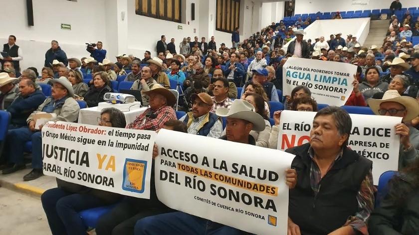 SCJN ordena reabrir Fideicomiso Río Sonora(GH)