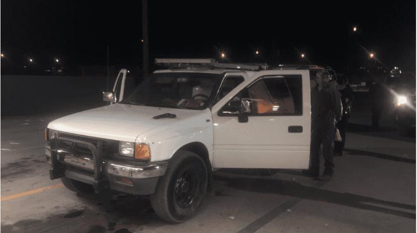 Arrestan a pareja armada en SLRC(Cortesía)