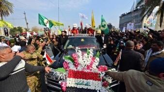 Soldados de EU son heridos tras bombardeo iraní en base militar en Irak: Medios