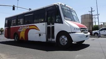 Mantiene Simutra operatividad del transporte en Mexicali
