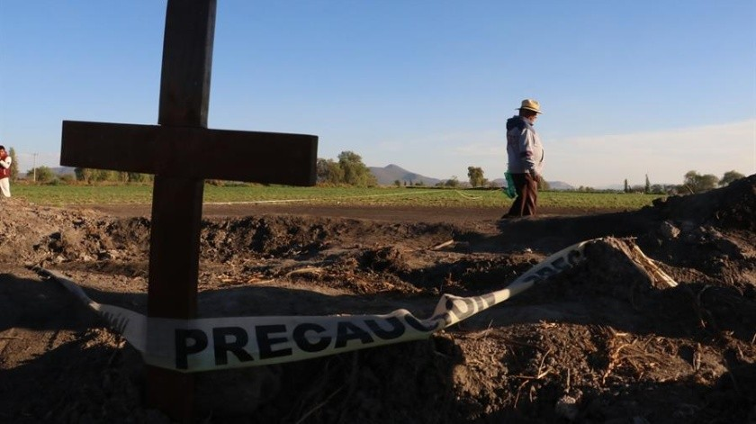 La explosión en Tlahuelilpan dejó 137 víctimas mortales.(EFE)