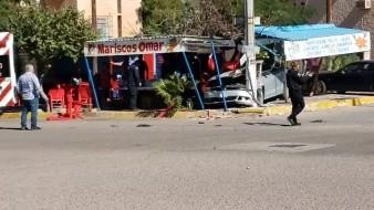 Ataque armado deja un herido en Guaymas