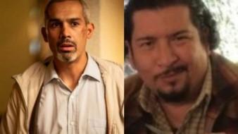 Luis Gerardo Rivera y Jorge Navarro Sánchez grababan la serie