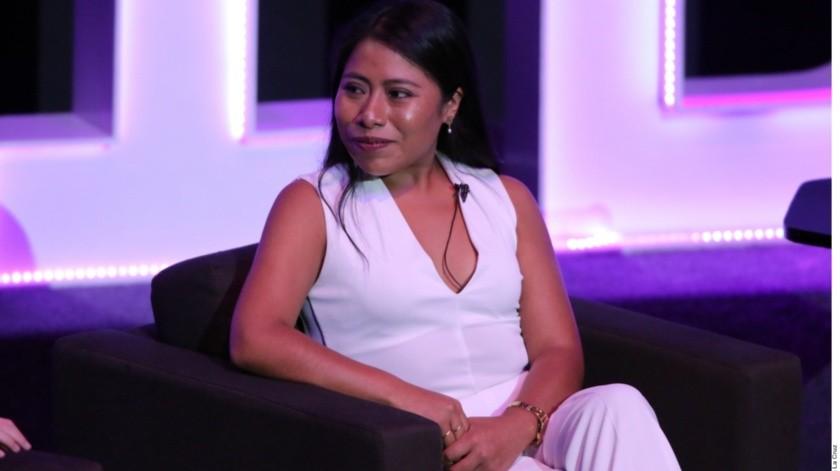 Yalitza Aparicio no tiene planes actualmente de seguir en la actuación.