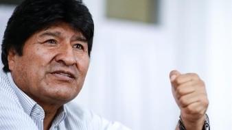 Evo Morales define al candidato presidencial de su partido desde Argentina