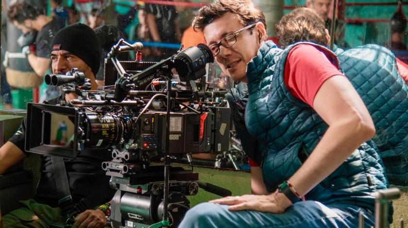Pepe Bojórquez realizó sus anteriores producciones con la 20th Century Fox y Universal Pictures.(Cortesía/EL IMPARCIAL)
