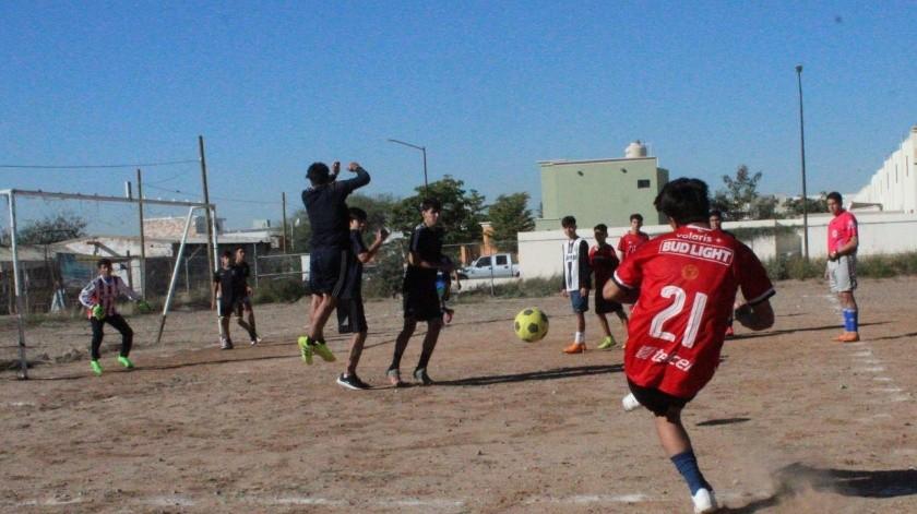 Deportivo Dunas comanda la tabla del Futbol Vida AC.