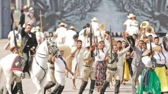 Gobierno gastó más de 10mdp en desfile de la Revolución Mexicana