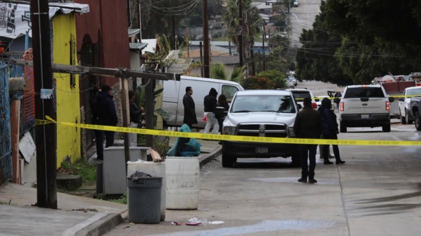 El pasado viernes fueron localizados los cuerpos de 4 personas, entre ellos el de la pareja estadounidense, en una casa de la colonia Obrera segunda sección.