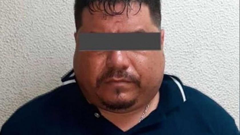 Cae líder del Cártel del Noroeste en Nuevo León(Especial)
