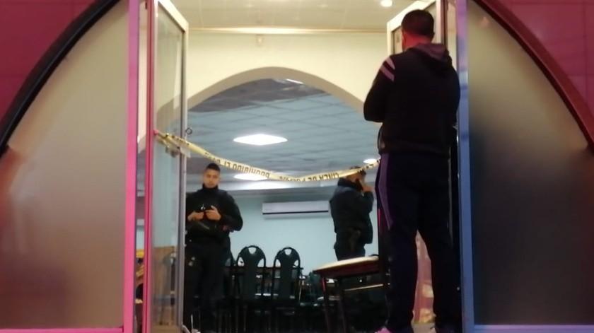 Los hechos ocurrieron al interior del restaurante Mandarín Plaza(Margarito Martínez)