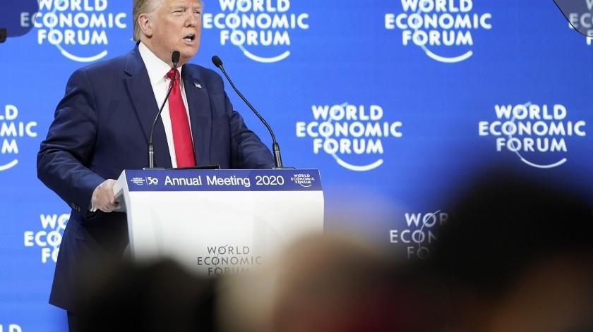 Donald Trump(EFE)