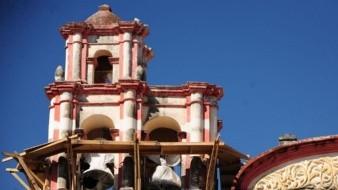 Restauran 132 sitios históricos de Morelos dañados por terremoto