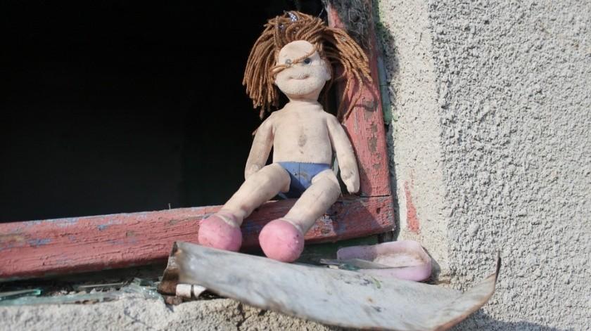 Entre enero a junio de 2019 se contabilizaron tres mil 168 hechos de violencia sexual, de los que el 67 %, dos mil 110, fueron cometidos contra niñas de 0-17 años.(EFE)