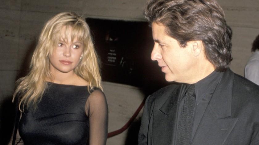 La pareja tuvo sus primeras citas hace más de treinta años.(Tomada de la red)
