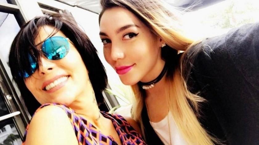 En días pasadosAlejandra pidió disculpas a su hija y mencionó que ella no tenía la intención de dañarla.(Tomada de la red)