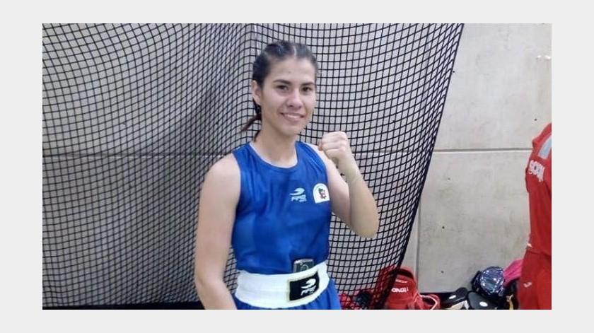 "Buscará ""Sirenita"" Fernández su pase a Preolímpico Americano(Facebook)"