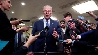 Una 'farsa' primera jornada de juicio político a Trump: Demócratas