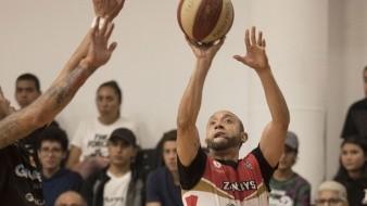 """Luis """"Chupa"""" Ramírez tiene una gran experiencia como jugador de baloncesto profesional."""