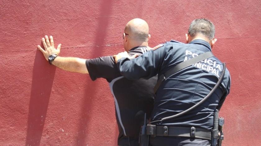 Actualmente Ensenada cuenta con 843 policías divididos en tres turnos.(Cortesía)