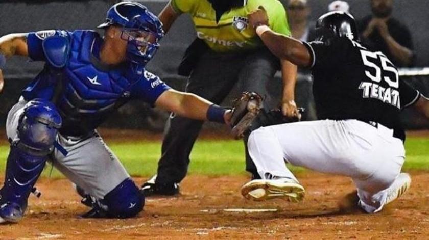 Jair Fernández tiene 17 años en el beisbol profesional.(Cortesía)