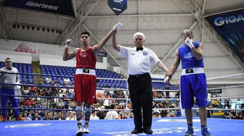 El sonorense Miguel Vega pasó a la final en el último torneo de eliminatoria para preselección nacional.(Cortesía)