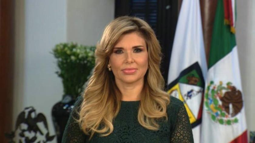 Claudia Pavlovich Arellano.