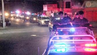 Destinan más de 104 mdp a municipios de Sonora para fortalecer seguridad