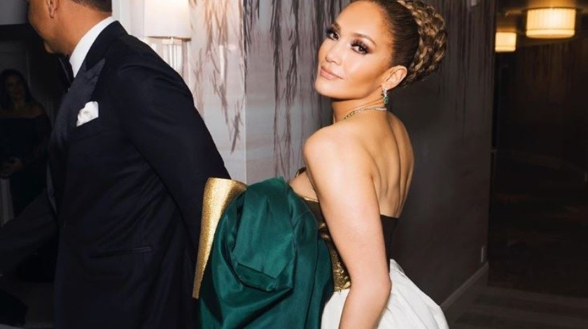 Jennifer Lopez y Shakira ambientarán el medio tiempo del Super Bowl.(Instagram/Jennifer Lopez)