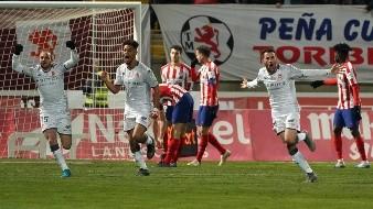 Atlético de Madrid es eliminado de la Copa del Rey por Cultural Leonesa