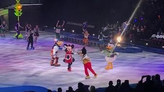 Mickey Mouse es el gran anfitrión junto a Minnie Mouse, Godoy y Pato Donald.